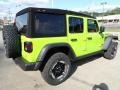Jeep Wrangler Unlimited Rubicon 4x4 Limited Edition Gecko photo #6
