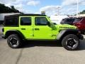 Jeep Wrangler Unlimited Rubicon 4x4 Limited Edition Gecko photo #7