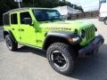 Jeep Wrangler Unlimited Rubicon 4x4 Limited Edition Gecko photo #8