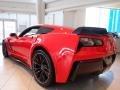 Chevrolet Corvette Z06 Coupe Torch Red photo #3