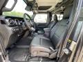 Jeep Wrangler Unlimited Sahara Altitude 4x4 Granite Crystal Metallic photo #2