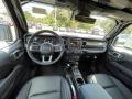 Jeep Wrangler Unlimited Sahara Altitude 4x4 Granite Crystal Metallic photo #4