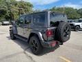 Jeep Wrangler Unlimited Sahara Altitude 4x4 Granite Crystal Metallic photo #9