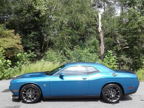 Frostbite 2021 Dodge Challenger R/T Scat Pack