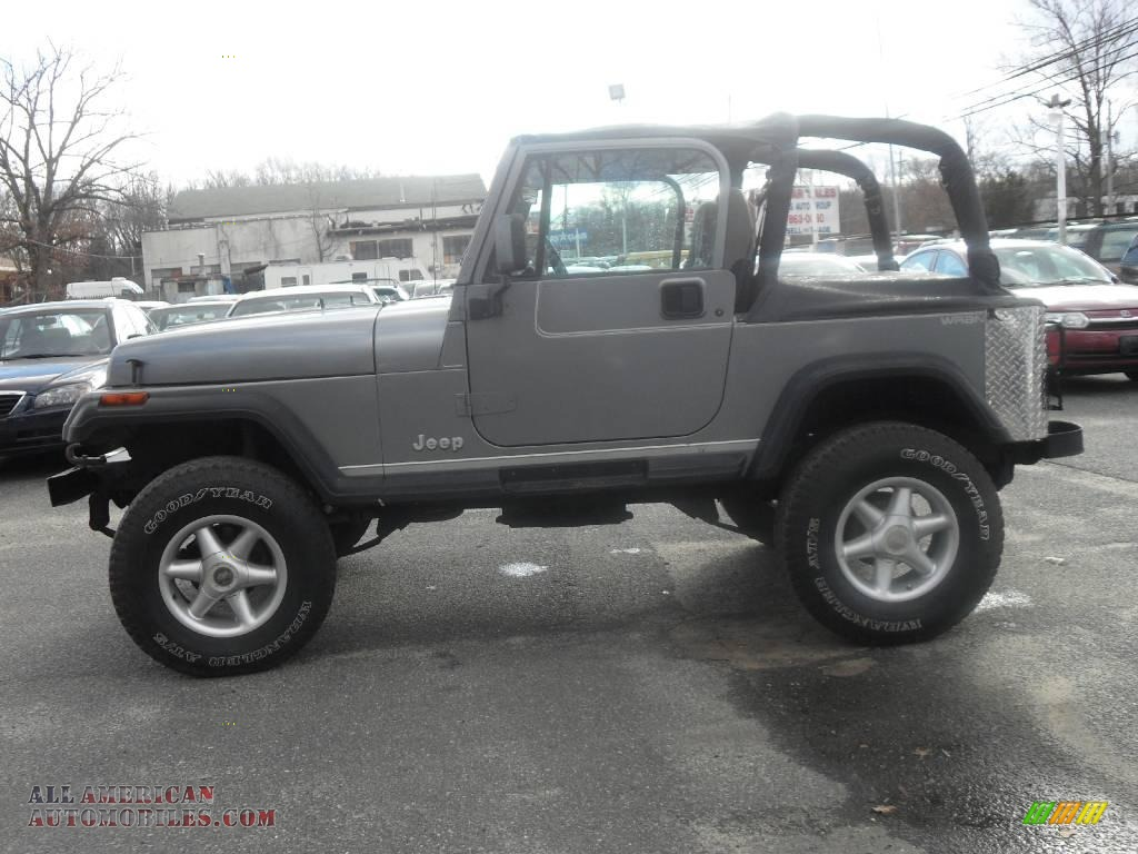 Ron Lewis Jeep >> 1993 Jeep Wrangler 4x4 in Dark Quartz Gray Metallic photo #8 - 257039 | All American Automobiles ...