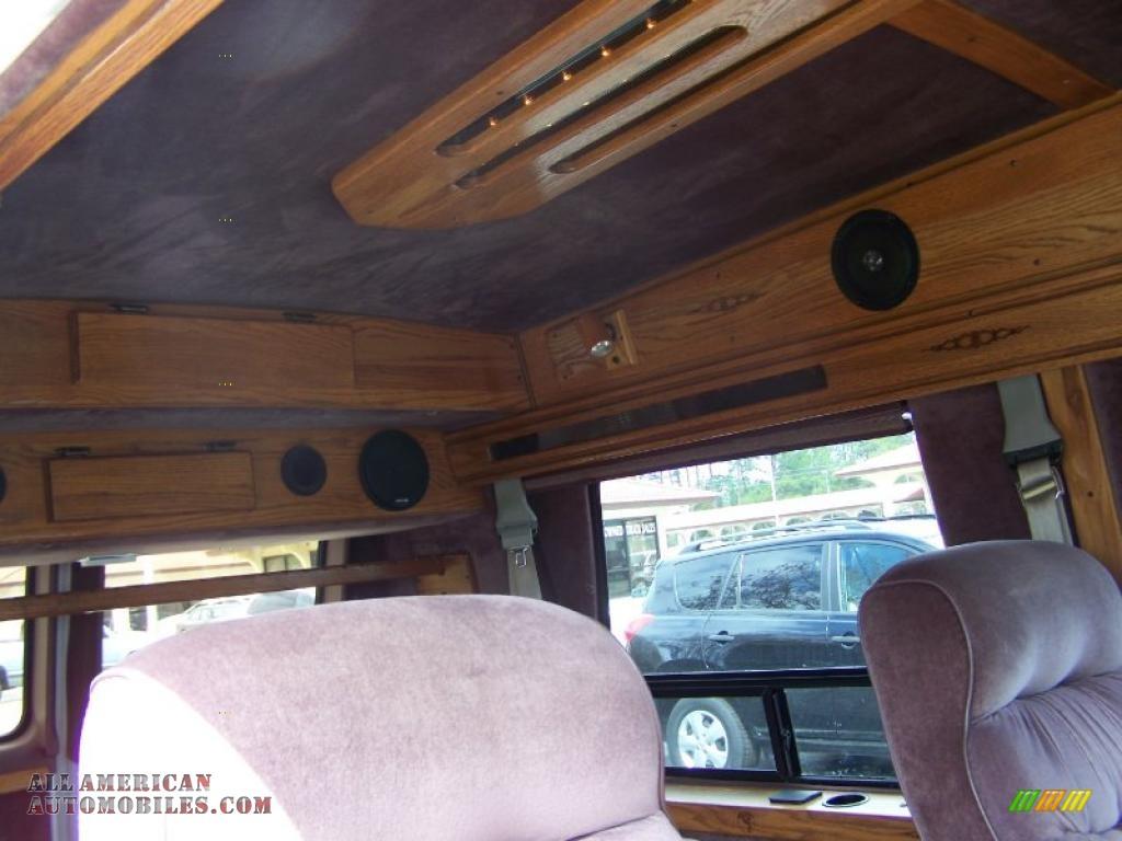 1995 gmc vandura g2500 conversion van in white photo 7 home for sale miami fl 33165 houses for sale 33165