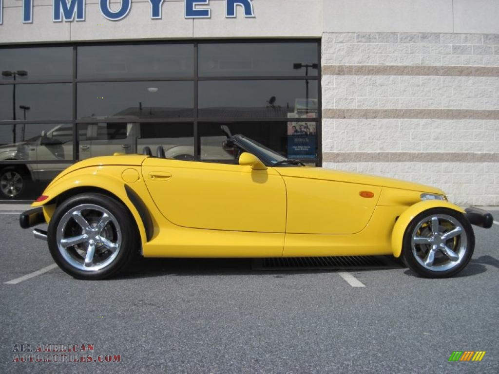 Plymouth Prowler Roadster