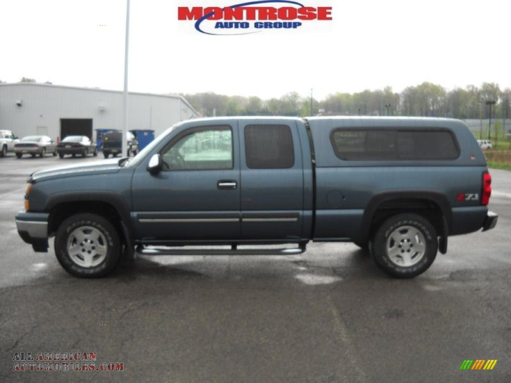 2007 chevrolet silverado 1500 classic z71 extended cab 4x4. Black Bedroom Furniture Sets. Home Design Ideas