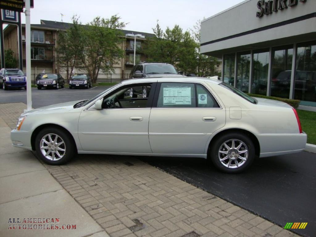2010 cadillac dts luxury in ocean pearl tri coat photo 7 133824 all american automobiles