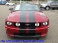 Ford Mustang GT/CS California Special Convertible Dark Candy Apple Red photo #4