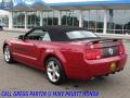 Ford Mustang GT/CS California Special Convertible Dark Candy Apple Red photo #12