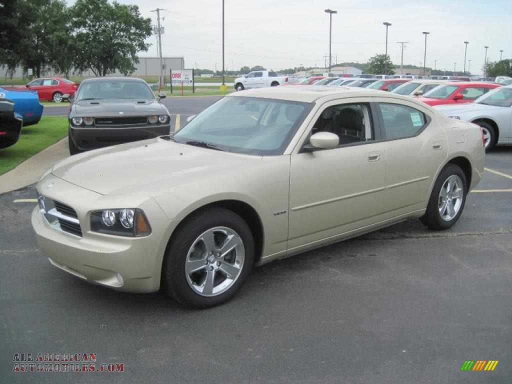 2010 dodge charger r t in white gold pearl 161179 all for Steve white motors inc