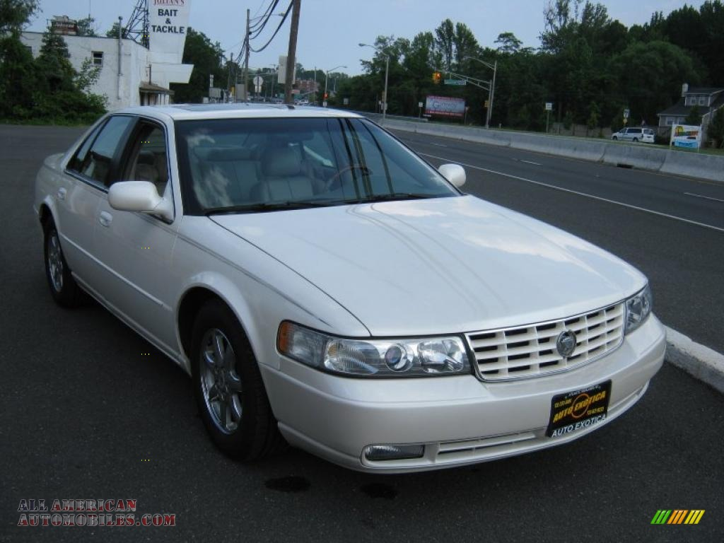 1998 cadillac seville sts in white diamond photo 4. Black Bedroom Furniture Sets. Home Design Ideas