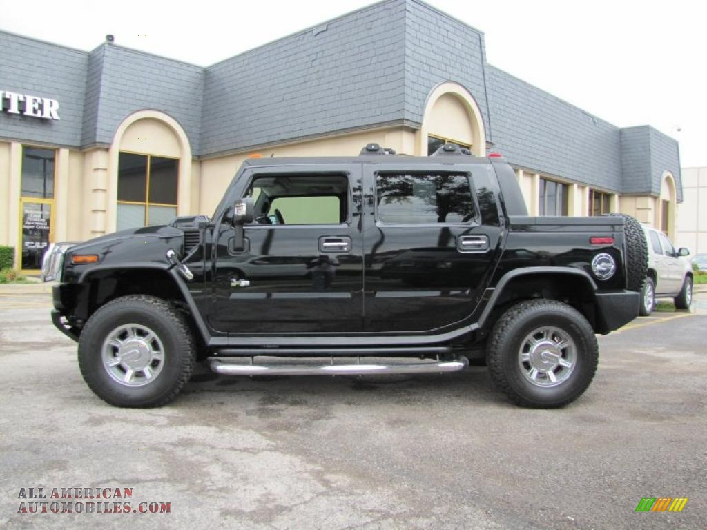 2007 hummer h2 sut in black photo 4 105938 all american automobiles buy american cars for. Black Bedroom Furniture Sets. Home Design Ideas