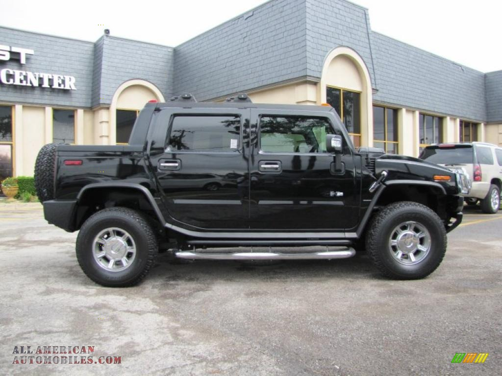 2007 hummer h2 sut in black photo 7 105938 all american automobiles buy american cars for. Black Bedroom Furniture Sets. Home Design Ideas
