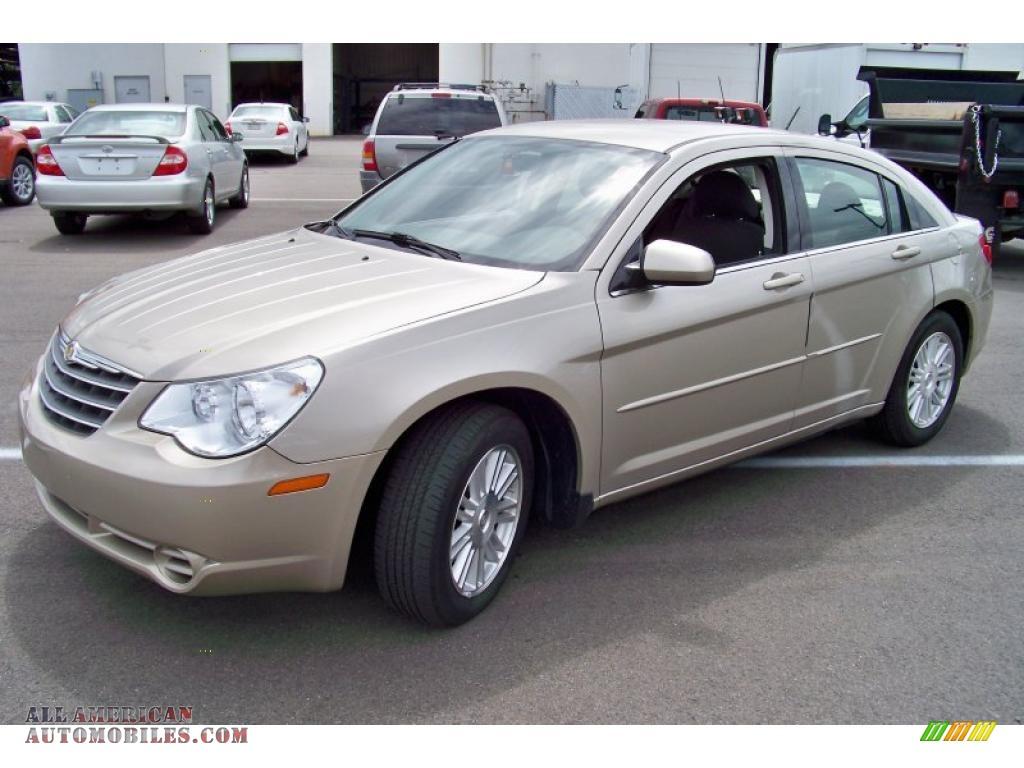 2009 Chrysler Sebring Limited Sedan in Light Sandstone Metallic photo ...