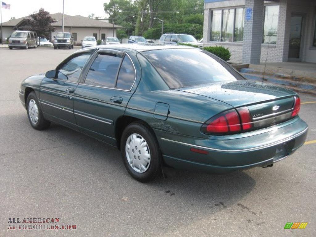 1997 Chevrolet Lumina in Jasper Green Metallic photo #9 - 180926 | All American Automobiles ...