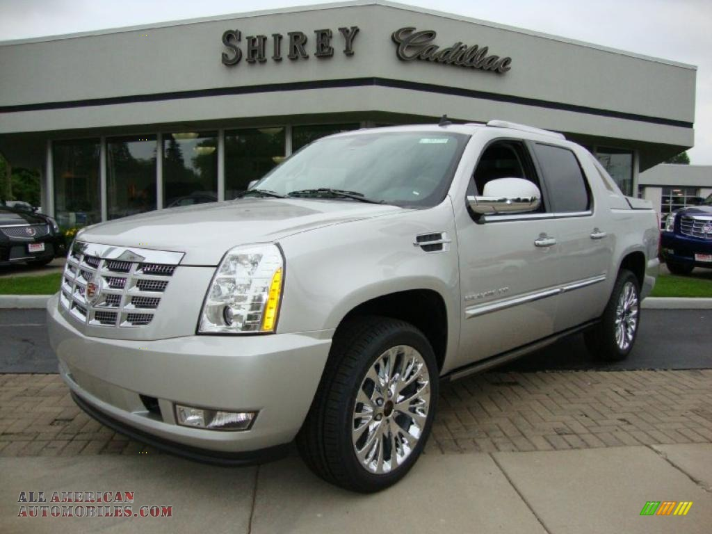 2010 Cadillac Escalade EXT Premium AWD in Silver Lining - 250534 | All American Automobiles ...