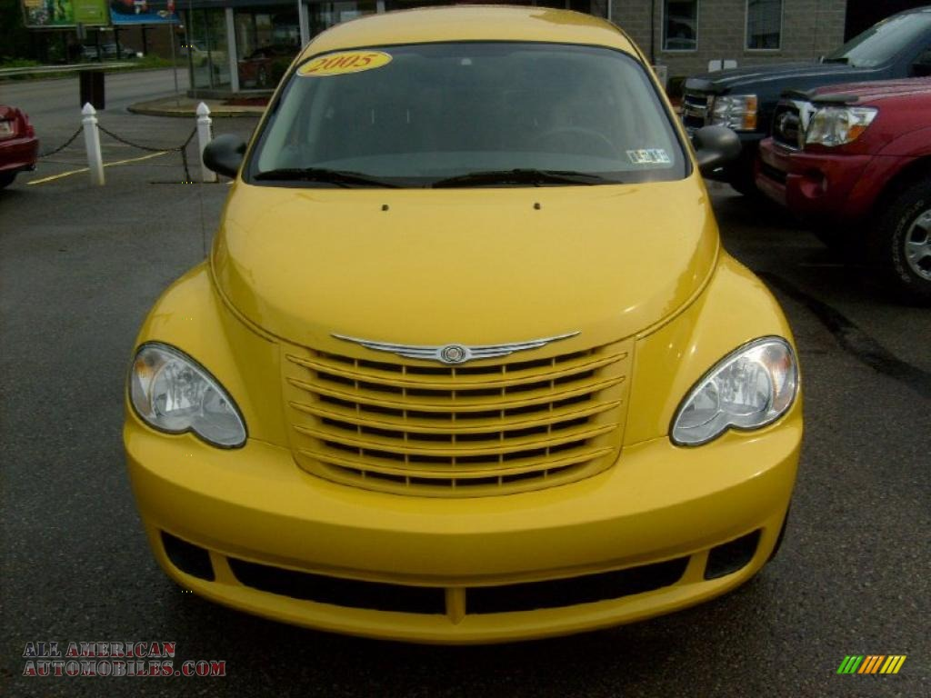 2006 chrysler pt cruiser street cruiser route 66 edition in solar yellow photo 8 258279 all. Black Bedroom Furniture Sets. Home Design Ideas