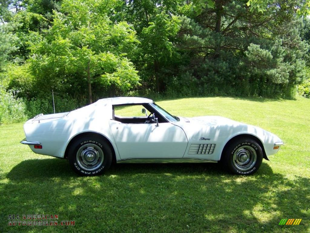 1972 corvette stingray coupe classic white black photo 9. Cars Review. Best American Auto & Cars Review