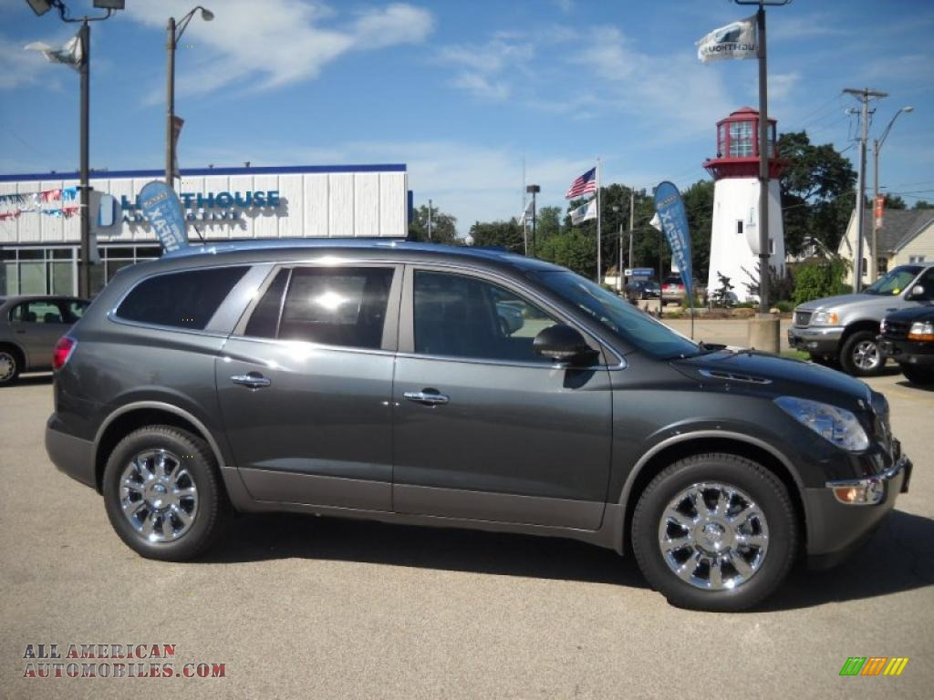 2011 buick enclave cxl awd in cyber gray metallic photo 4 for Lighthouse motors morton il