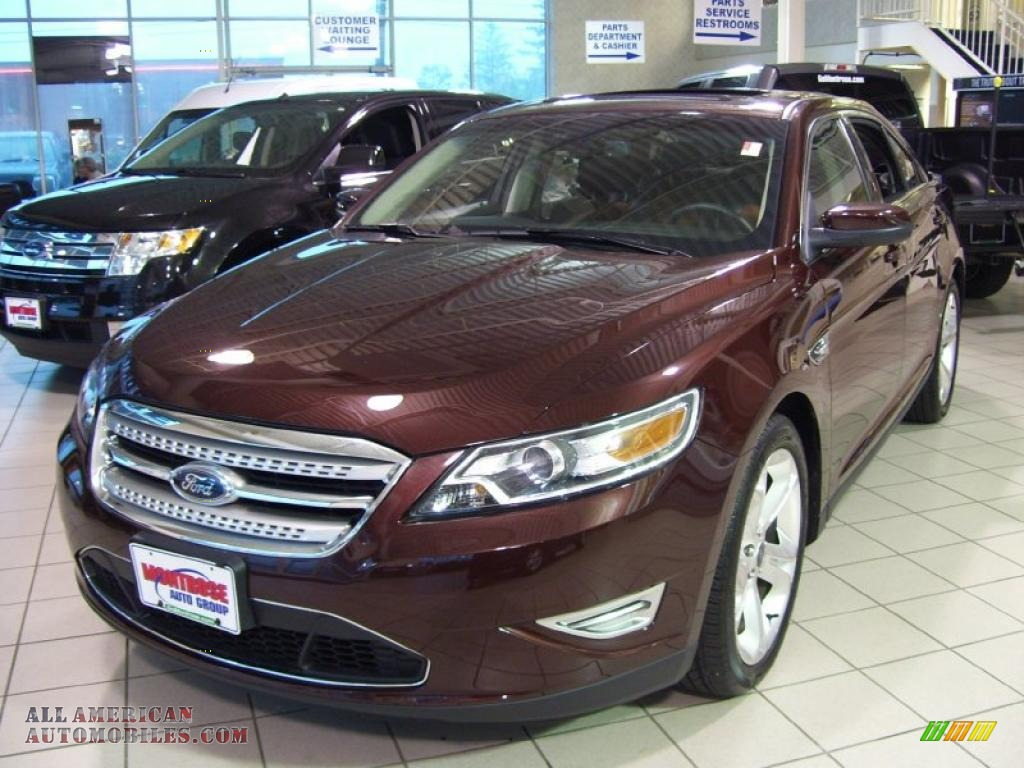2010 ford taurus sho awd in cinnamon red metallic photo 9 151039 all american automobiles. Black Bedroom Furniture Sets. Home Design Ideas