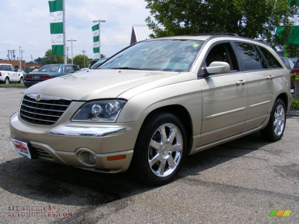 2005 pacifica limited awd linen gold metallic pearl light taupe. Cars Review. Best American Auto & Cars Review