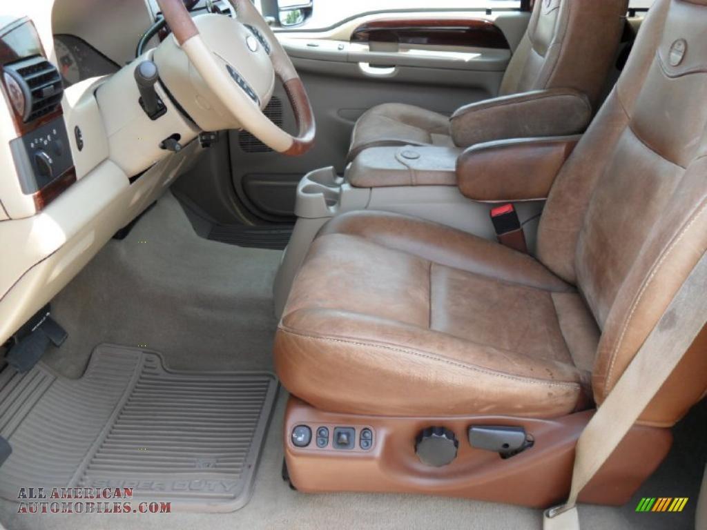 2007 Ford F350 Super Duty King Ranch Crew Cab 4x4 Dually ...