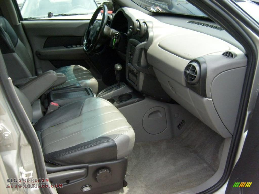 2005 pontiac aztek rally edition in liquid silver metallic. Black Bedroom Furniture Sets. Home Design Ideas