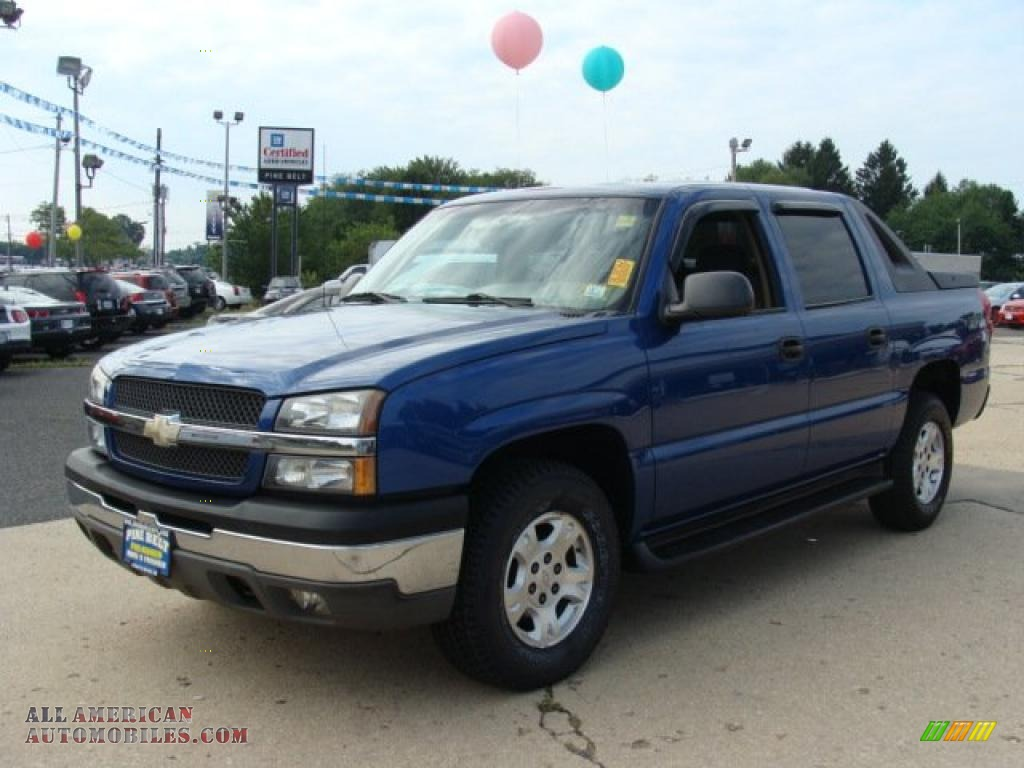 Pine Belt Chevy >> 2003 Chevrolet Avalanche 1500 Z71 4x4 in Arrival Blue photo #13 - 293583 | All American ...