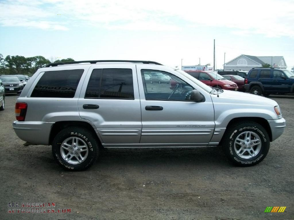 2002 jeep grand cherokee laredo 4x4 in bright silver metallic photo 5. Cars Review. Best American Auto & Cars Review