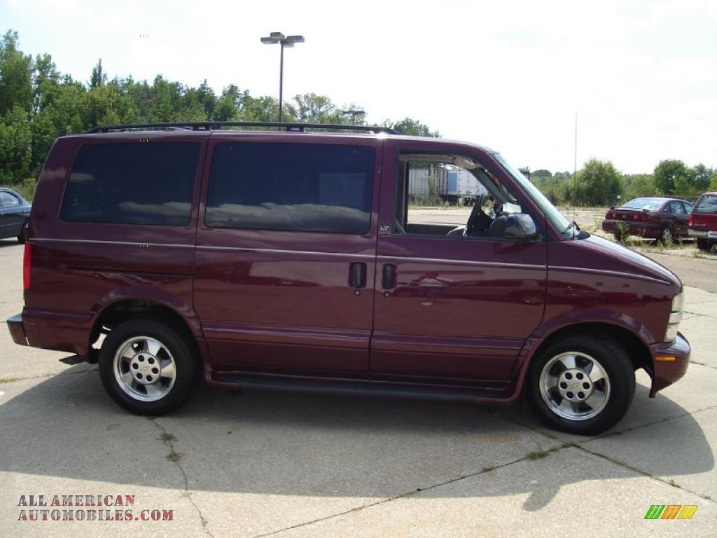 Hyundai Of Beckley >> 2003 Chevrolet Astro LT AWD in Dark Carmine Red Metallic ...