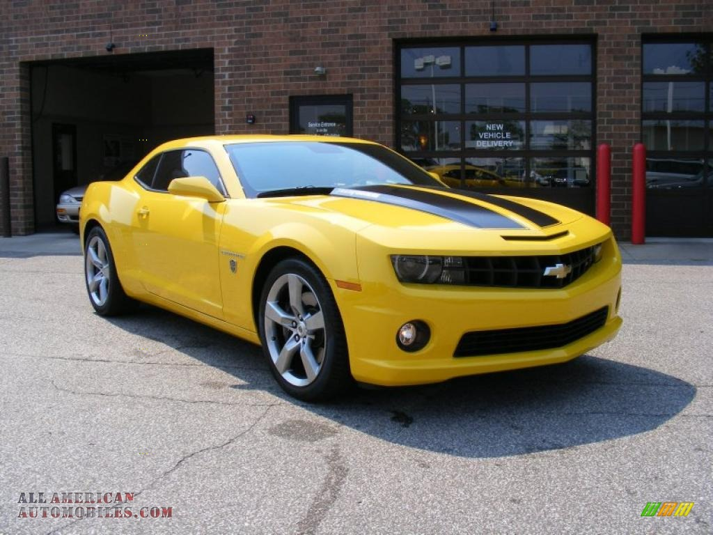 2010 chevrolet camaro ss coupe transformers special edition in rally yellow photo 24 165383. Black Bedroom Furniture Sets. Home Design Ideas