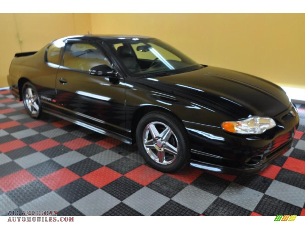 carlo monte ss 2005 supercharged chevrolet ebony interior gtcarlot dealerrevs