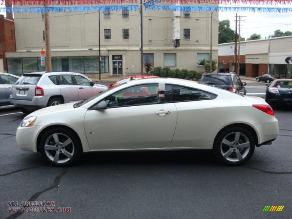 2008 Pontiac G6 Gt Coupe In White Diamond Tri Coat Photo