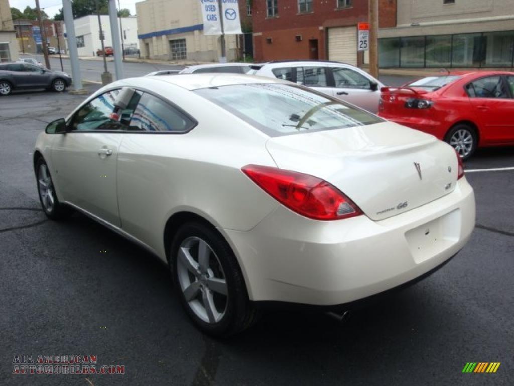 2008 pontiac g6 gt coupe in white diamond tri coat photo 3 297348 all american automobiles. Black Bedroom Furniture Sets. Home Design Ideas