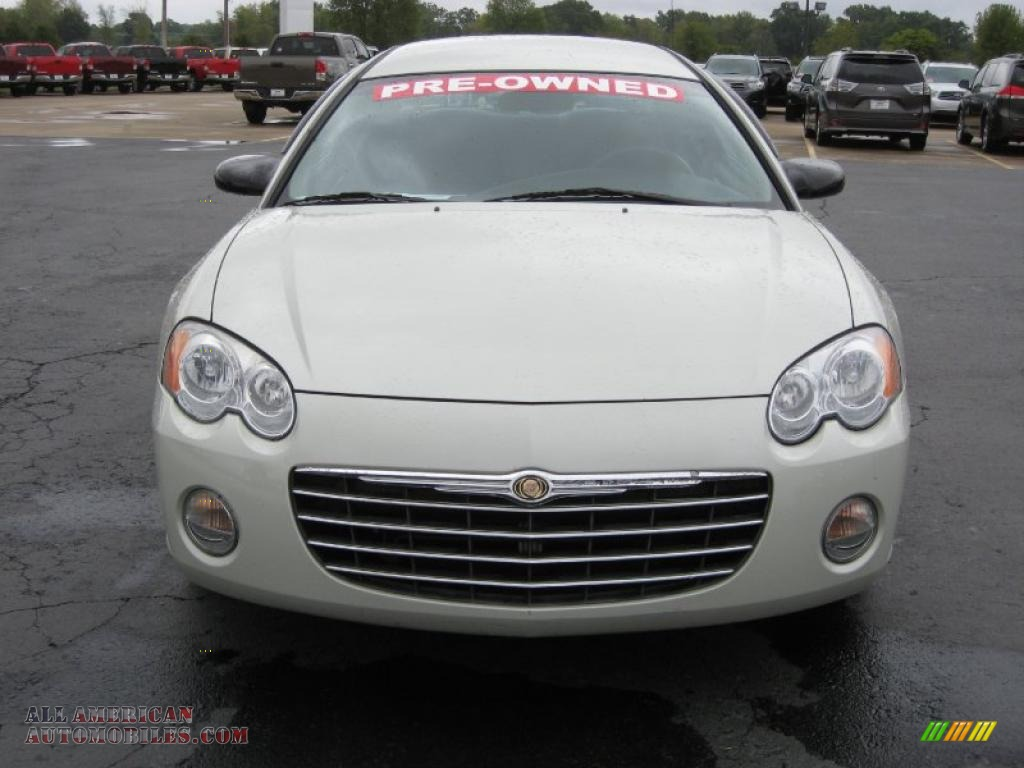 2004 Chrysler Sebring Coupe in Stone White photo #2 - 047010 | All ...