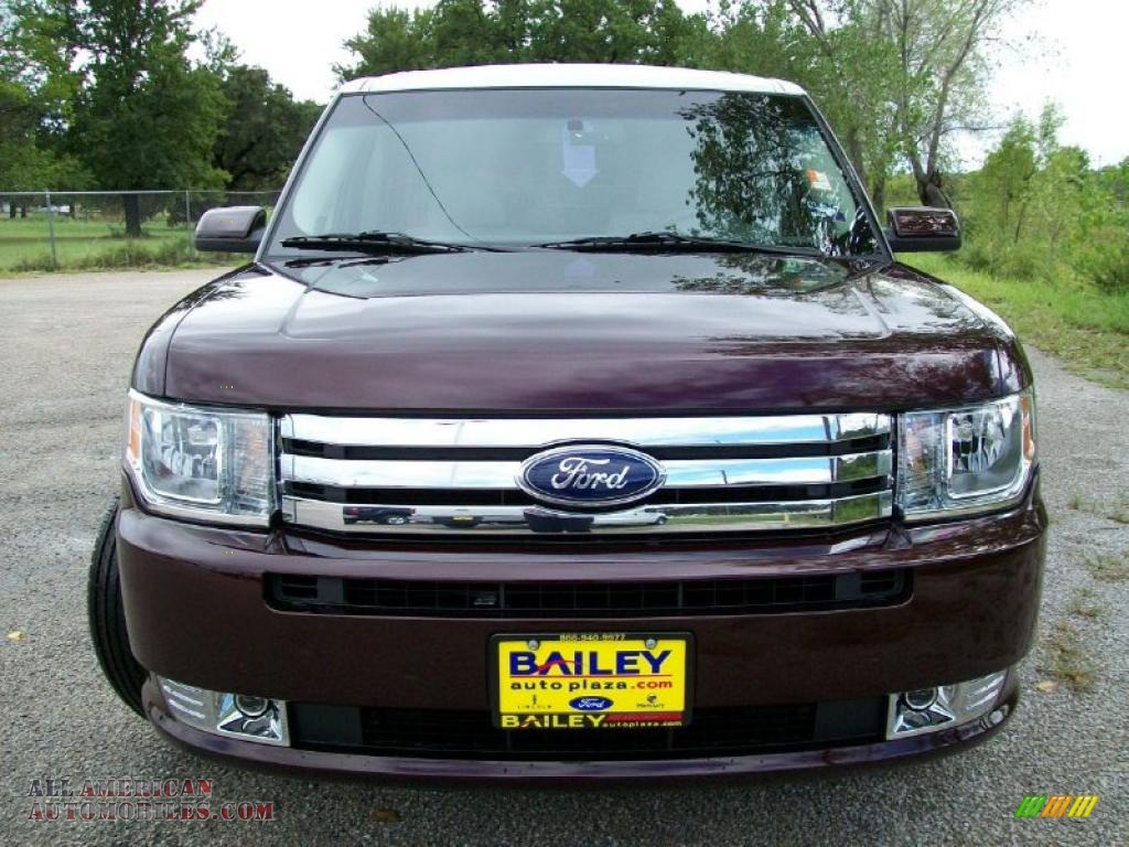 2011 ford flex sel in bordeaux reserve red metallic. Black Bedroom Furniture Sets. Home Design Ideas