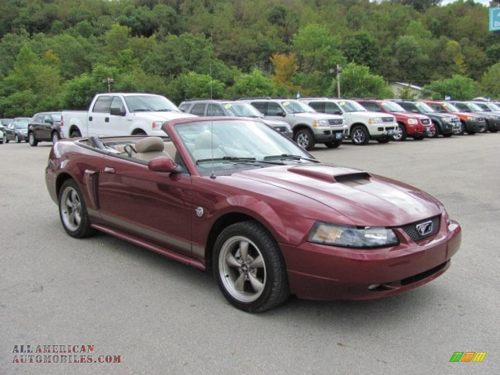 2004 ford mustang gt 40th anniversary convertible. Black Bedroom Furniture Sets. Home Design Ideas