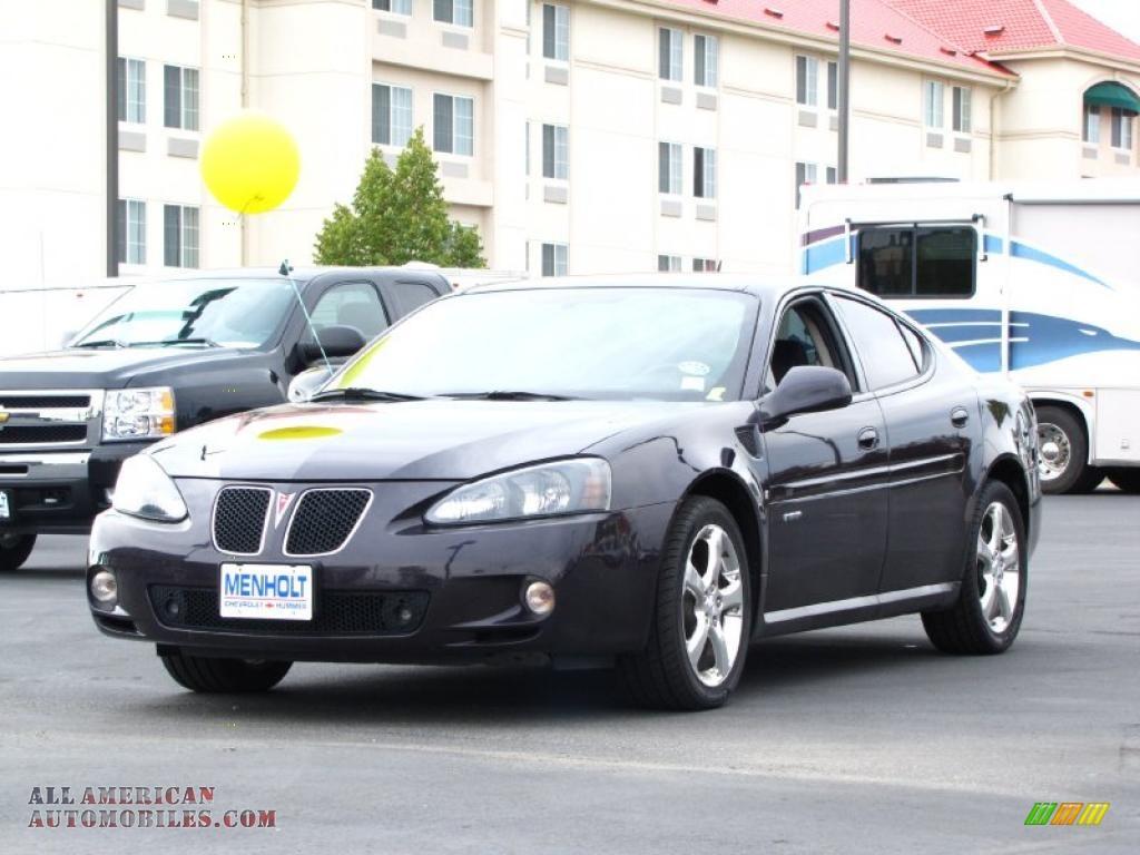 2007 Pontiac Grand Prix Gxp Sedan In Purple Haze Metallic Photo 2 166047 All American