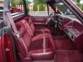 Dodge Dakota Sport Regular Cab 4x4 Custom Convertible Truck Red photo #16