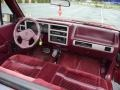 Dodge Dakota Sport Regular Cab 4x4 Custom Convertible Truck Red photo #17