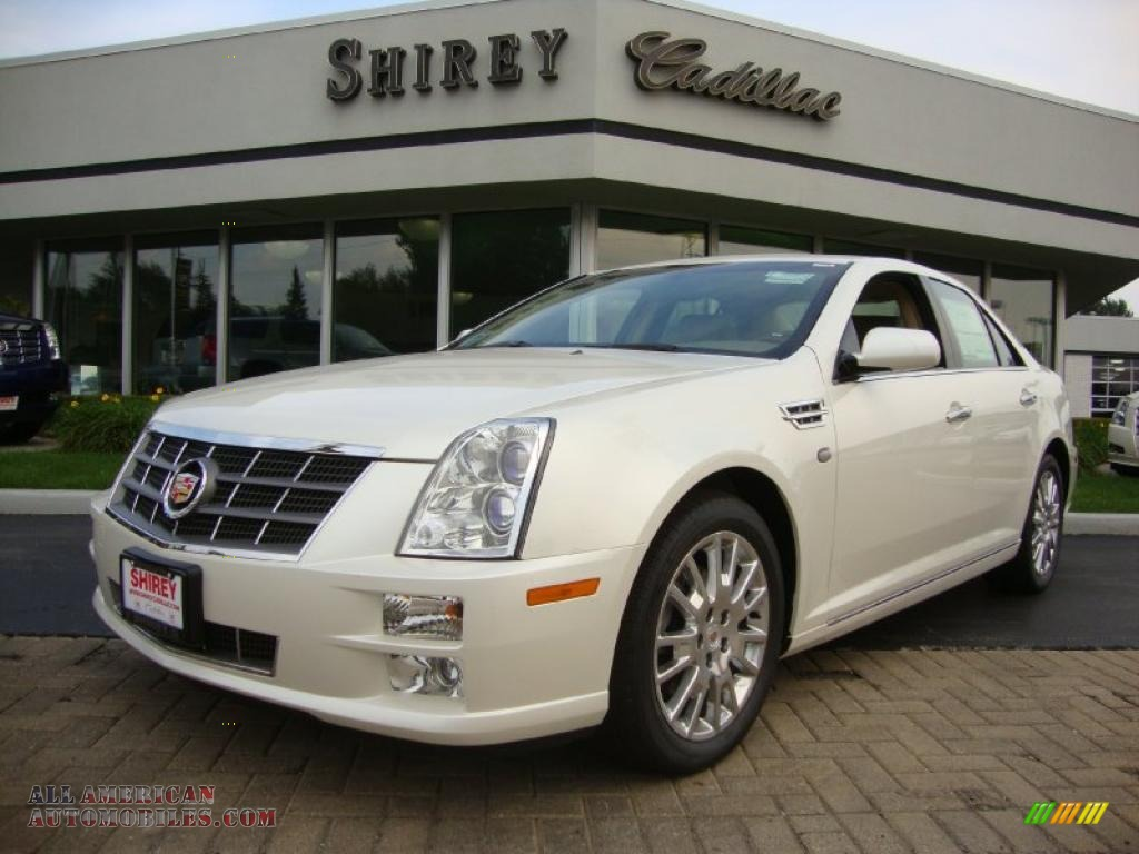2011 cadillac sts 4 v6 awd in white diamond tricoat photo 13 116043 all american. Black Bedroom Furniture Sets. Home Design Ideas