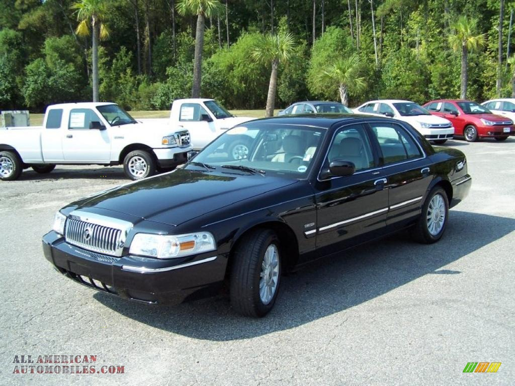 2011 mercury grand marquis ultimate edition for sale