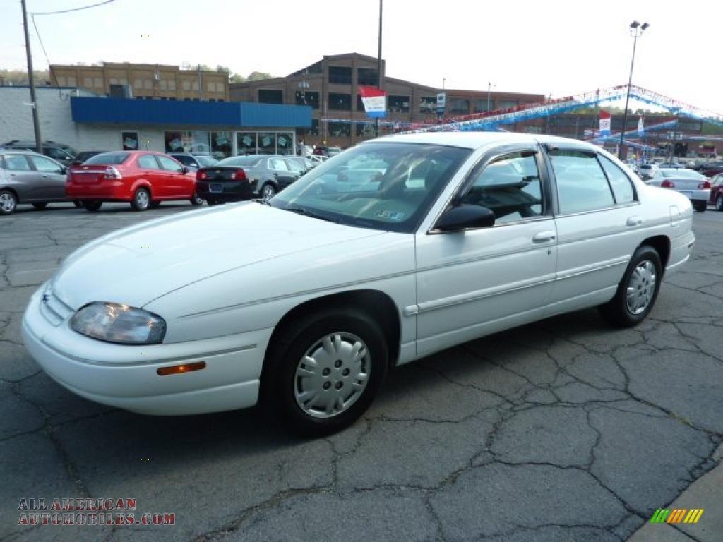 1998 Chevrolet Lumina Ls In Bright White Photo 5 101478
