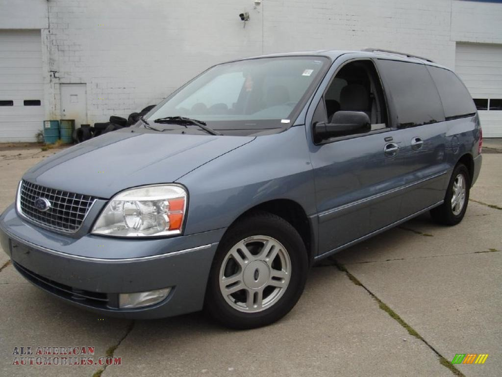 2004 ford freestar sel in medium steel blue metallic a14932 all american automobiles buy american cars for sale in america all american automobiles