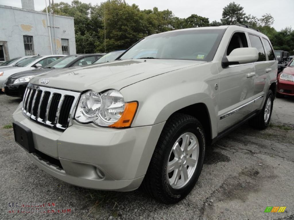 2009 Jeep Grand Cherokee Limited 4x4 In Light Graystone