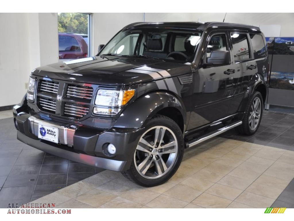2011 dodge nitro shock in dark charcoal pearl photo 2 500710 all american automobiles buy. Black Bedroom Furniture Sets. Home Design Ideas