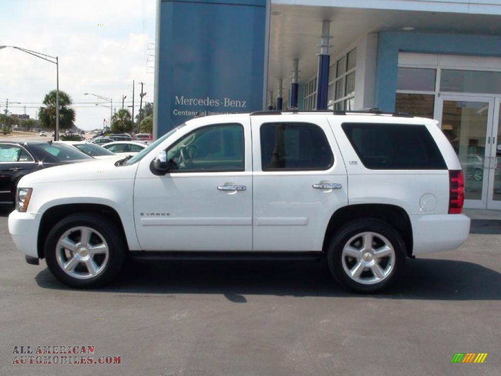 2008 chevrolet tahoe ltz in white diamond tricoat photo 7 200829 all american automobiles. Black Bedroom Furniture Sets. Home Design Ideas