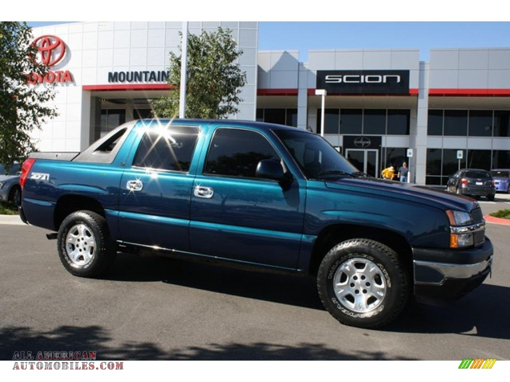 Ron Lewis Chrysler Dodge Jeep Ram Pleasant Hills >> 2006 Chevrolet Avalanche LT 4x4 in Bermuda Blue Metallic photo #14 - 207994 | All American ...